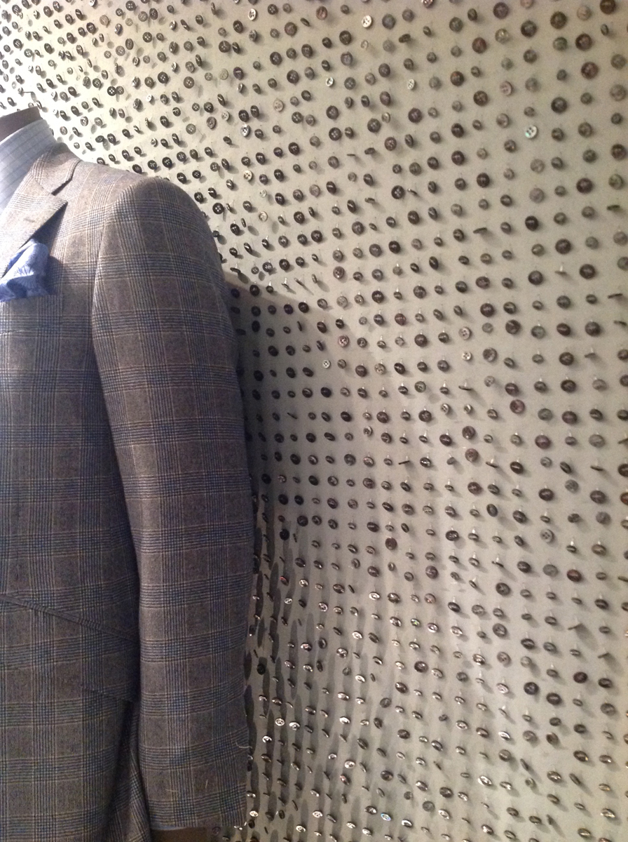BUTTONS (Turnbull & Asser) - Tracy Kendall Wallpaper