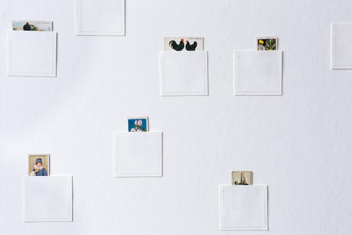 POCKETS - Tracy Kendall Wallpaper (photo - Ollie Harrop)